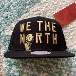 New WE THE NORTH cap - Mitchell & Ness